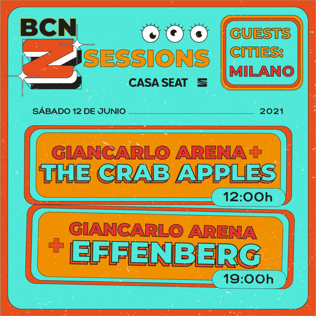 BCN Z Sessions Milano Edition